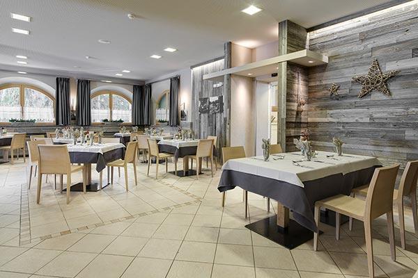 ristorante con cucina senza glutine hotel villamadonna