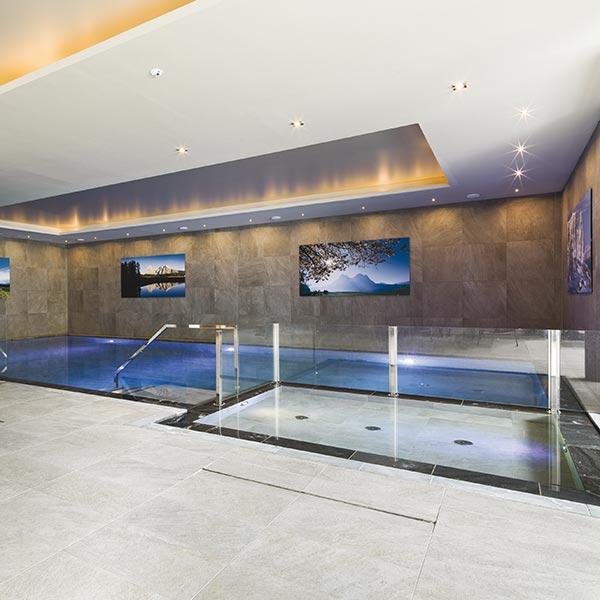 piscina wellness hotel villamadonna